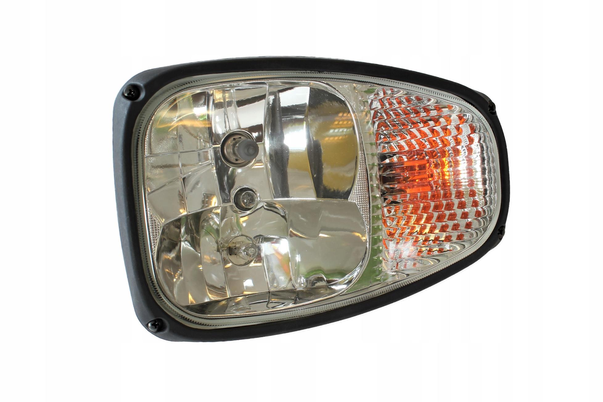 Дорожная лампа с направляющим фонарем - JCB - LEWA