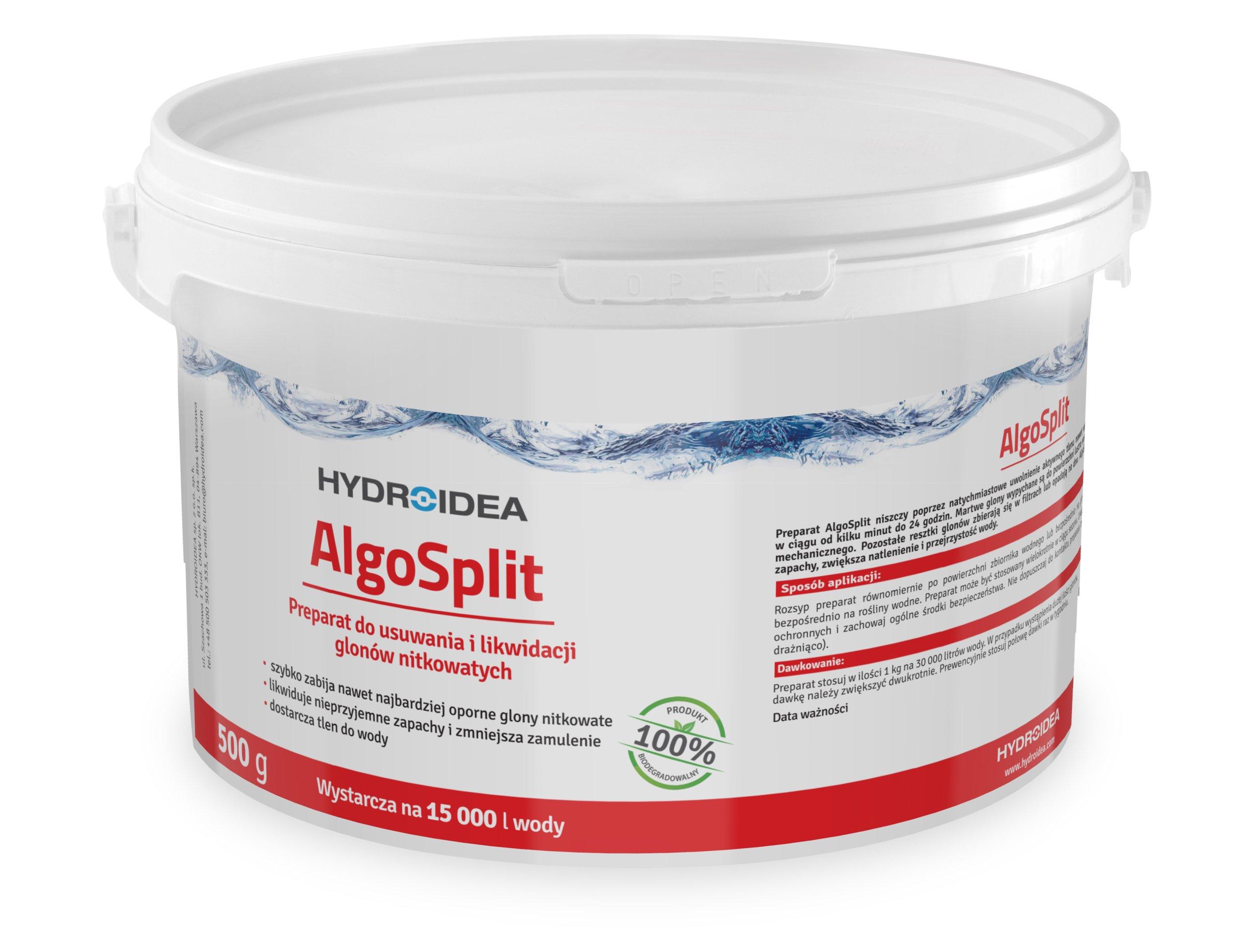 HYDROIDEA AlgoSplit удаляет нитевидные водоросли 500 г