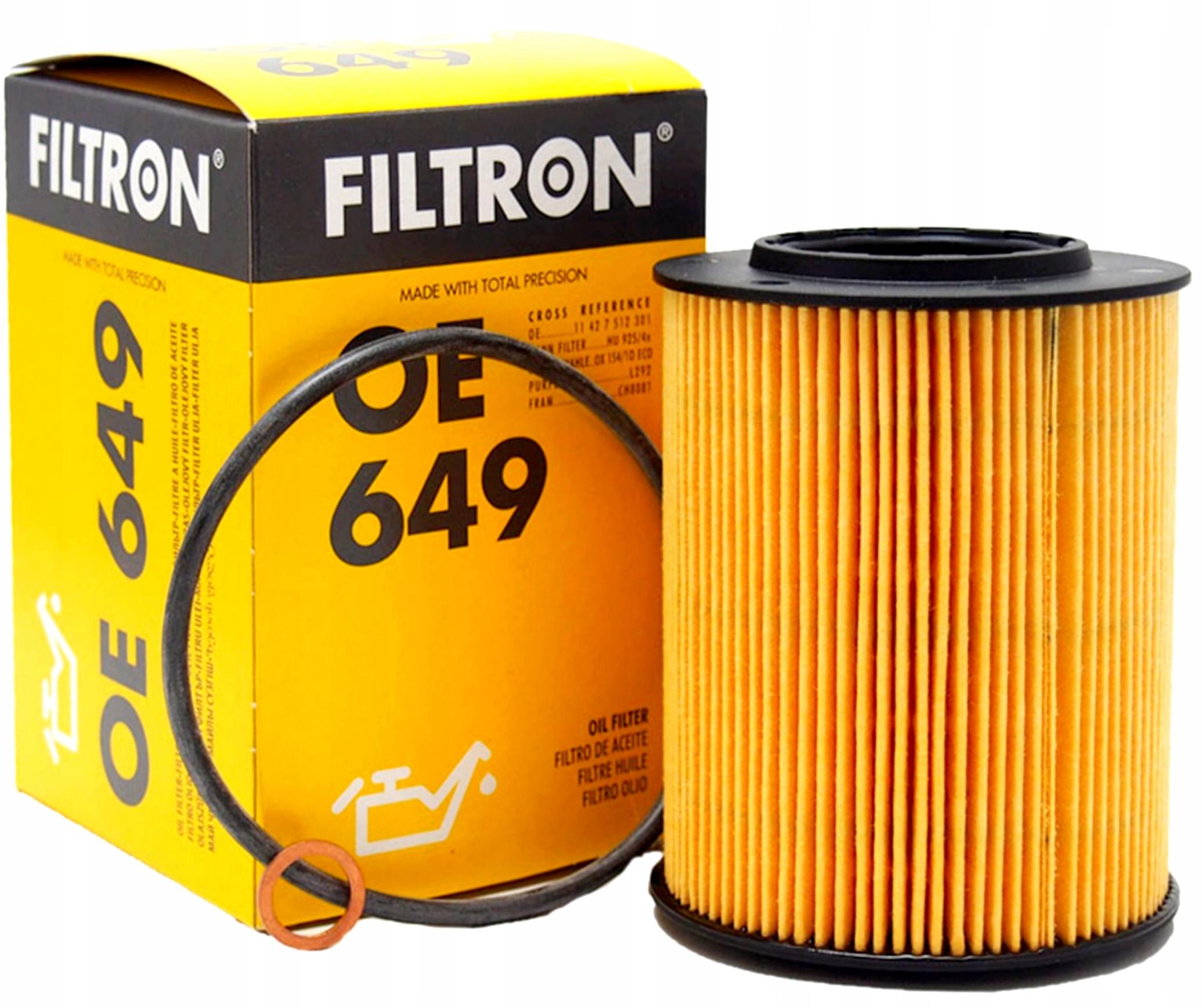 фильтр масла bmw e36 e46 e39 e60 e38 benz filtron