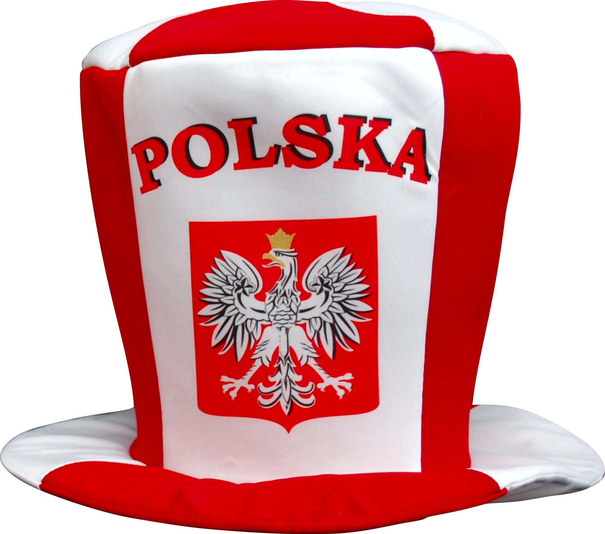 Valcový ventilátor Poľský Cap Cap Emblem