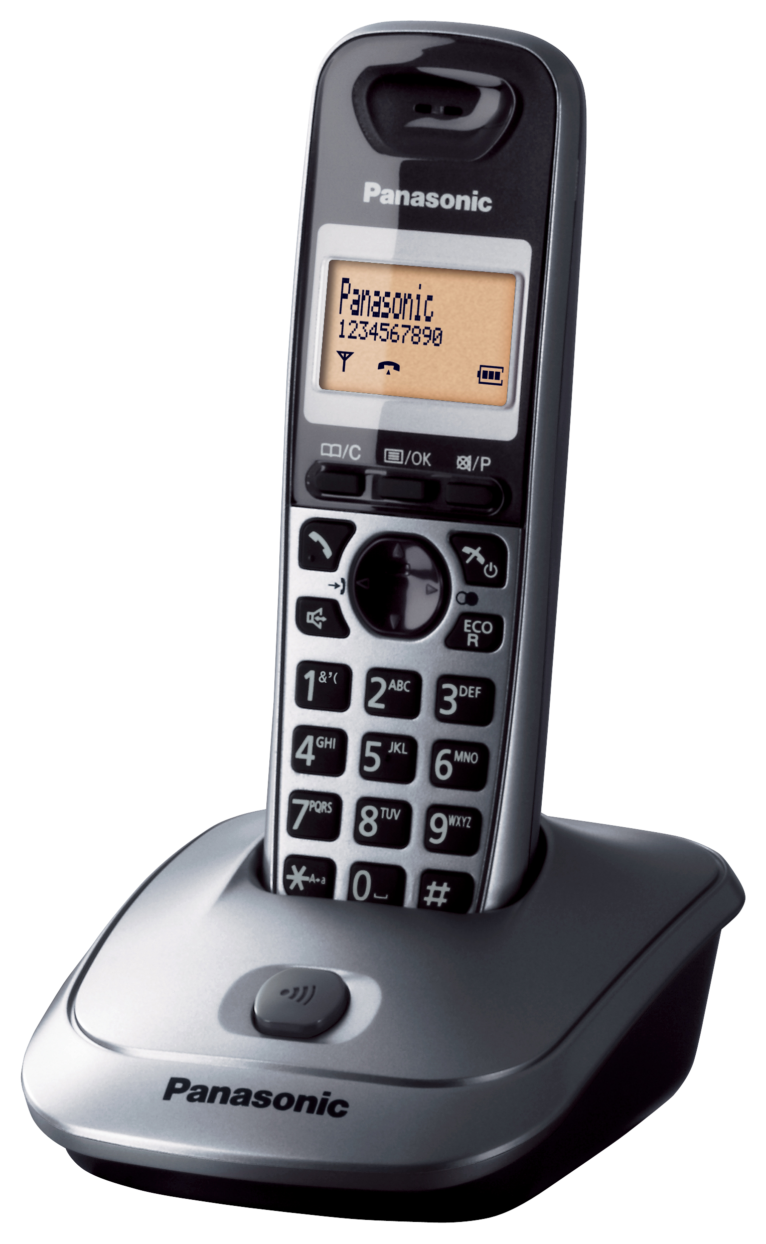 Item Panasonic KX-TG2511-grey [wireless phone]