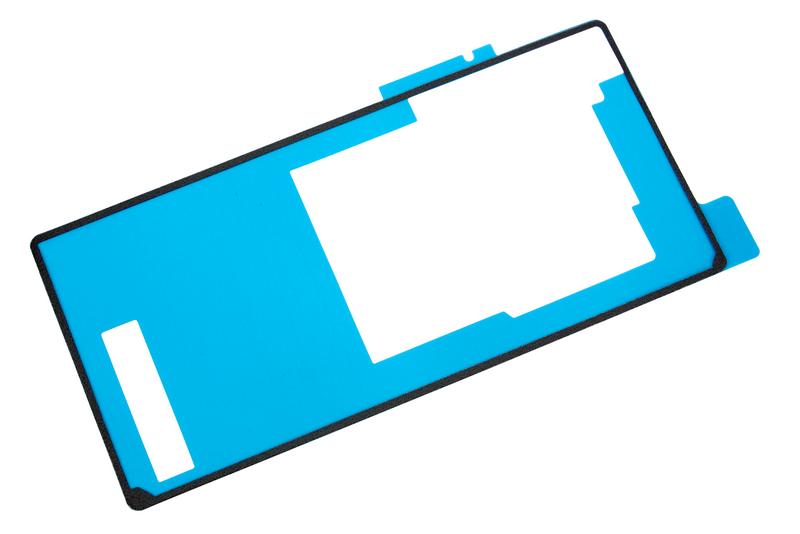 Sony Xperia Z3 D6603 Uszczelka Klapki Klej Tył