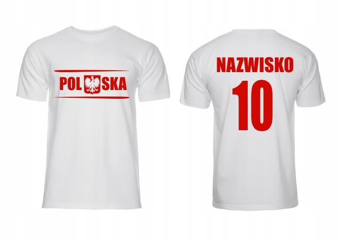 Tričko Futbalový tím Poľská hádzaná