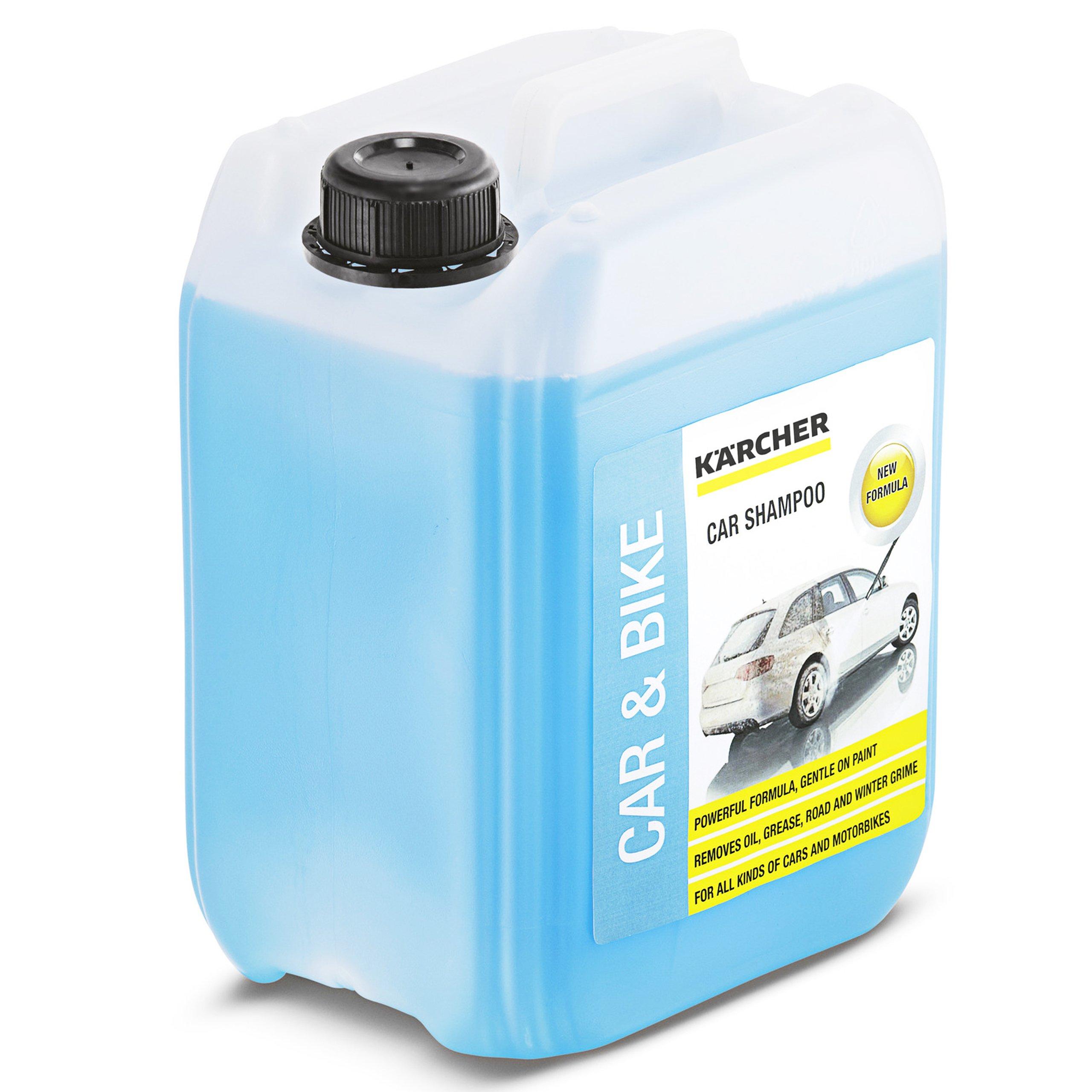 KARCHER RM619 автомобильный Шампунь 5Л для мытья автомобиля