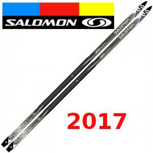 Bežecké lyže Salomon Equipe Classic JR 155cm 16'