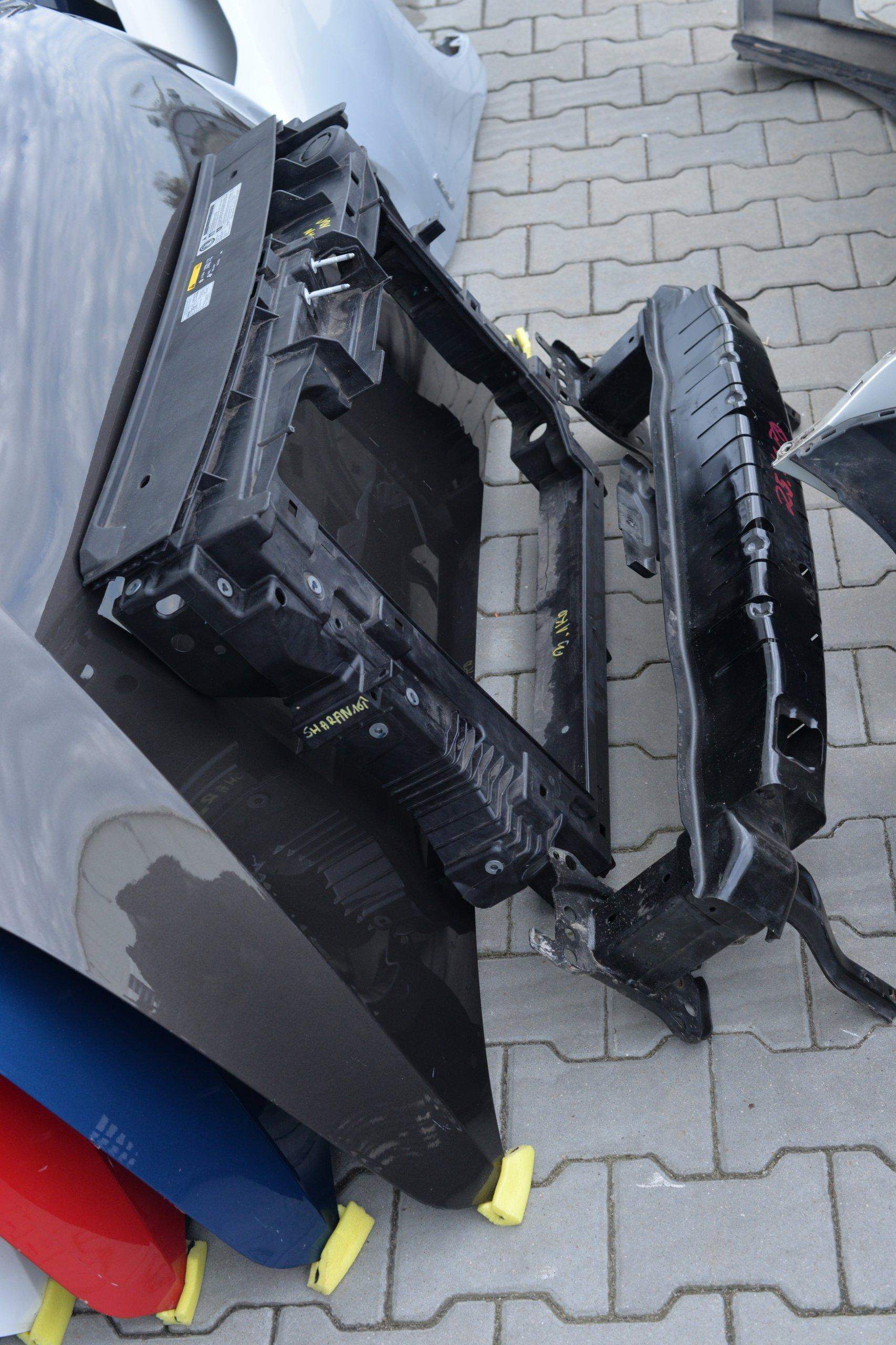 [КАПОТ ZDERZAK КРЫЛО REFLEKTOR SEAT ALHAMBRA 10- из Польши]изображение 8