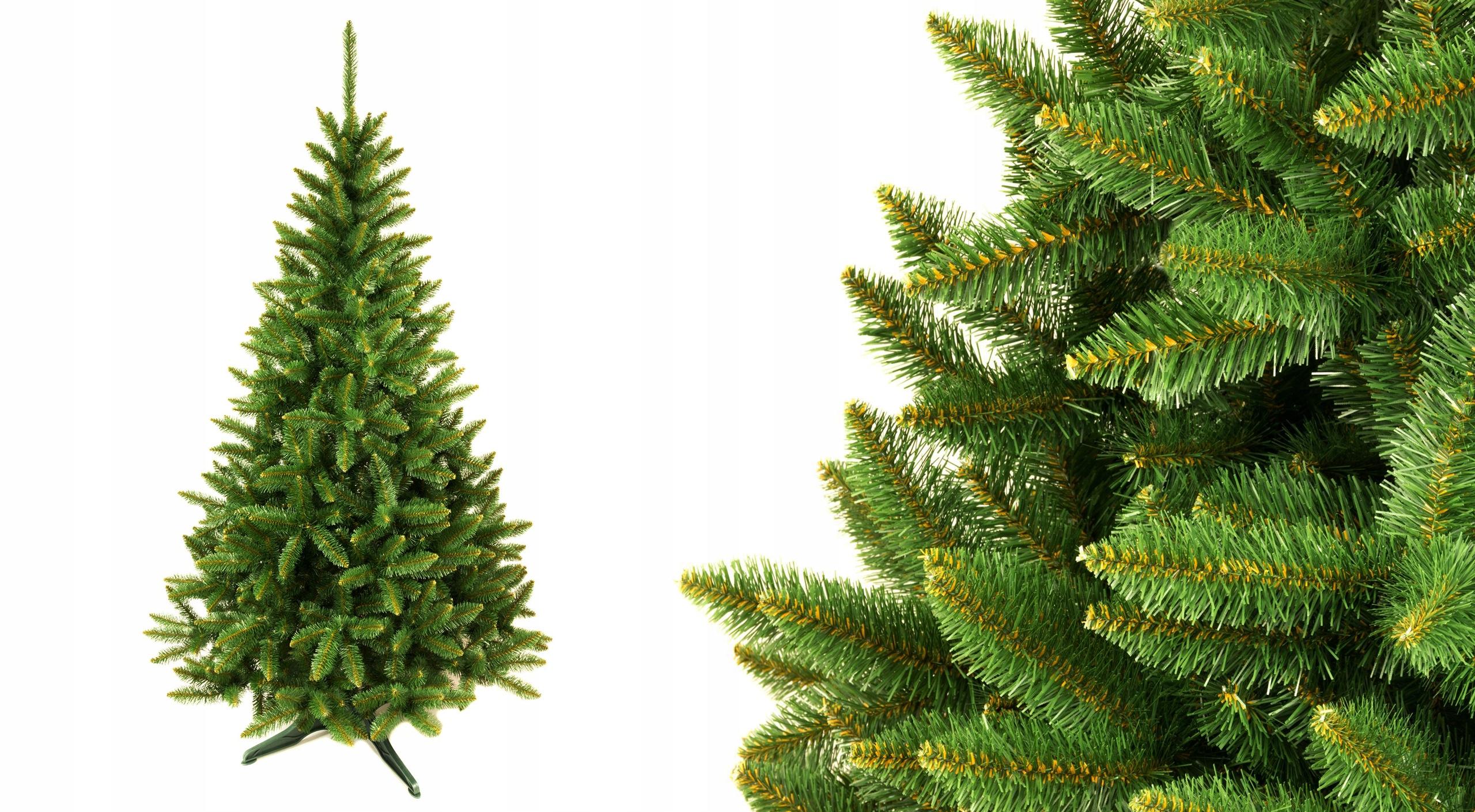 Umelý smrekový vianočný stromček 240 cm