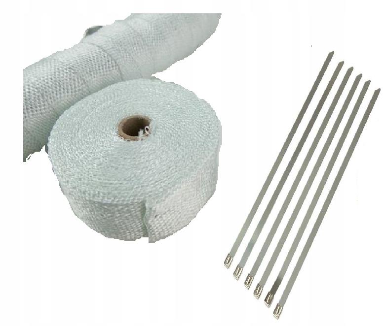 белая лента бандаж termoizolacyjny + повязки