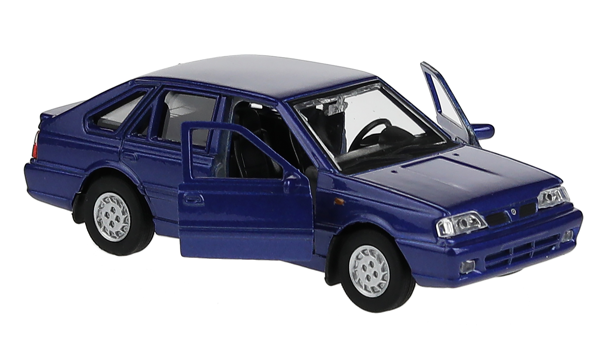 FSO Polonez Caro Plus Welly Model 1:34 BLUE