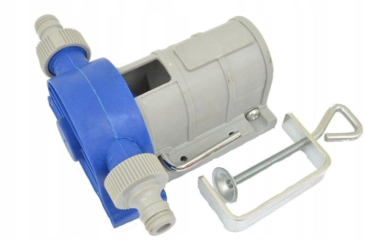 PUMP DRILL pump NOVÝ kvapalinový skrutkovač
