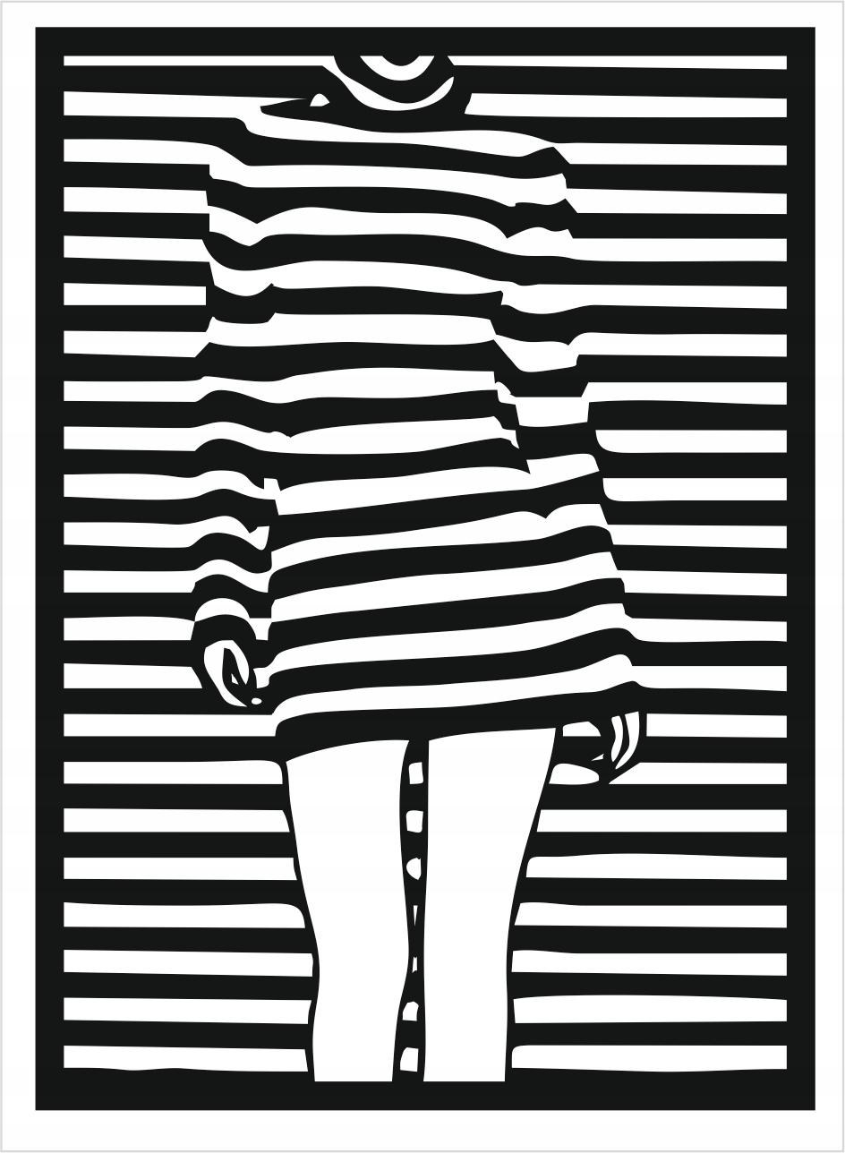 Картина женщина Декоративное искусство на стену -ОБ1