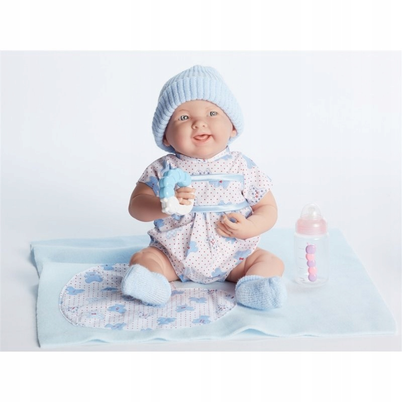 Španielsky novorodenca + príslušenstvo berenguer