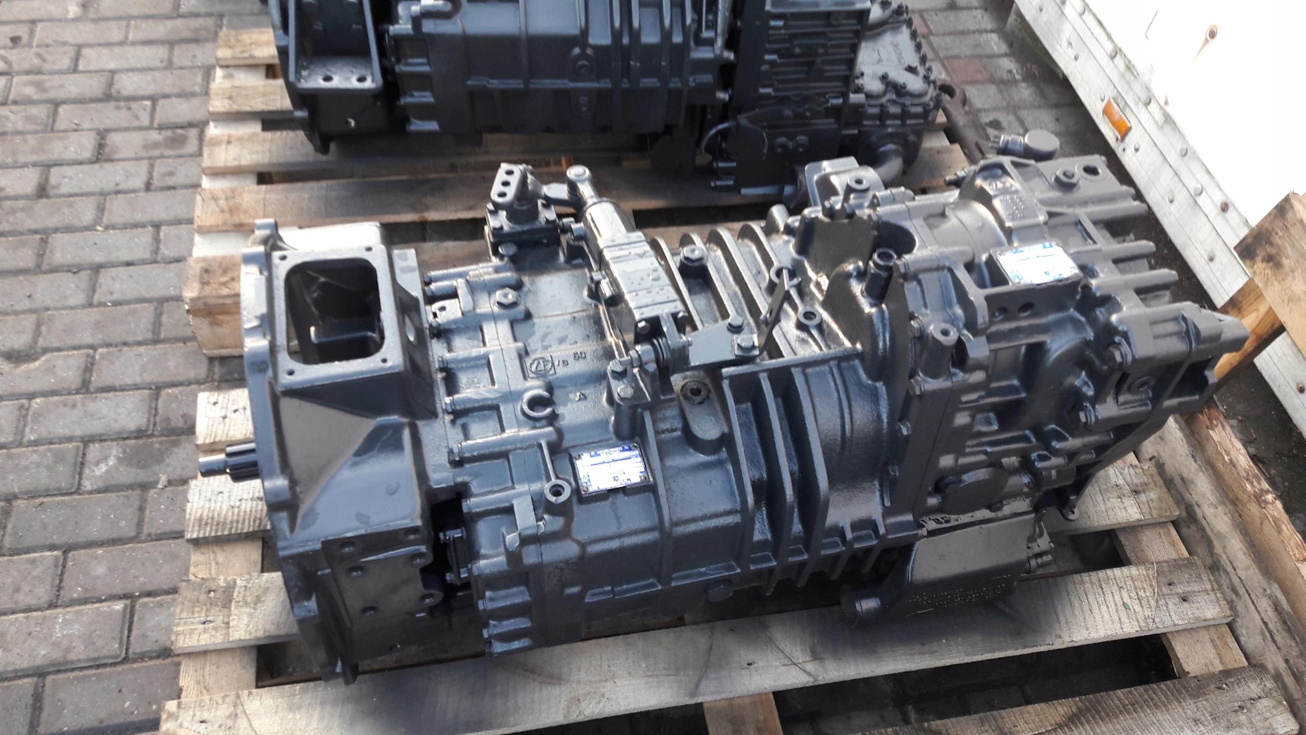 коробка передач zf 6s1600