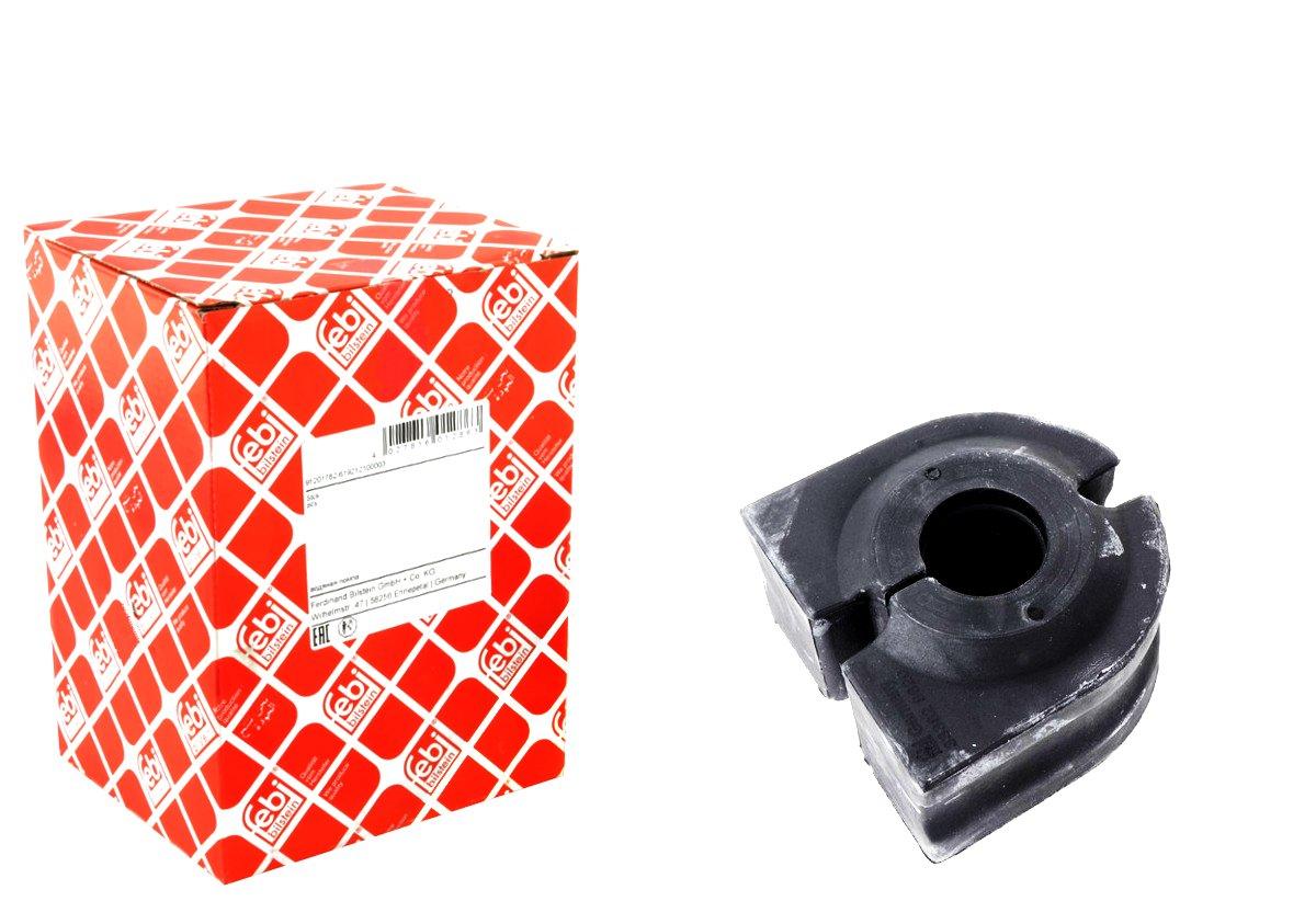 резины стабилизатора bmw 5 e60 e61 вперед 246mm febi