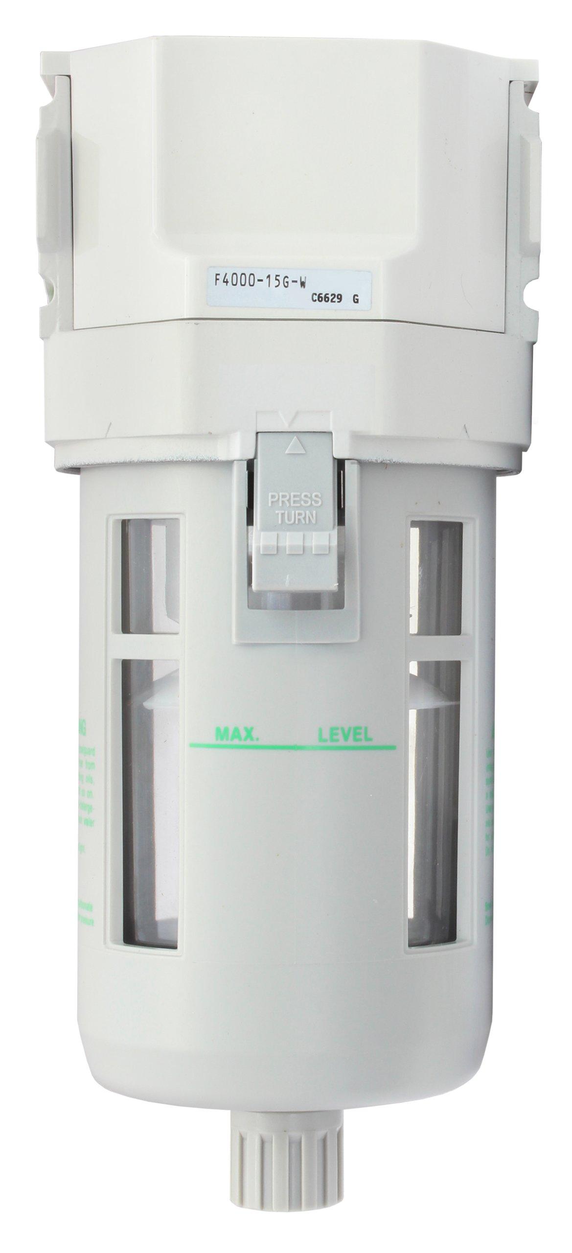 F4000 Vzduchový filter 15g 1/2 ' CKD