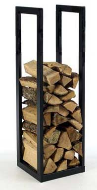 Корзина для дров, подставка-камин КД-213