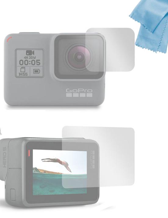 P82 Osłona na Obiektyw Ekran LCD GoPro Hero 5 Gdy