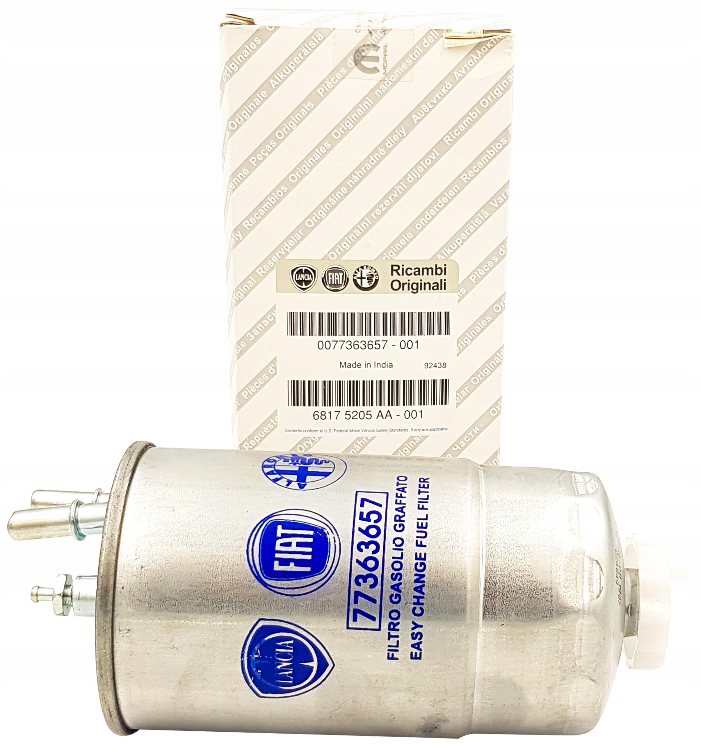 альфа romeo 159 брера 19 20 jtdm фильтр топлива