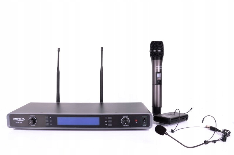 Bezdrôtový UHF BST UDR300 mikrofón