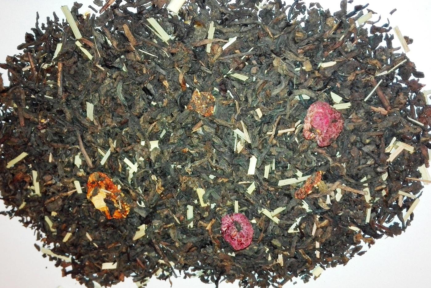 Čaj Pu erh Pride 1kg Chutné