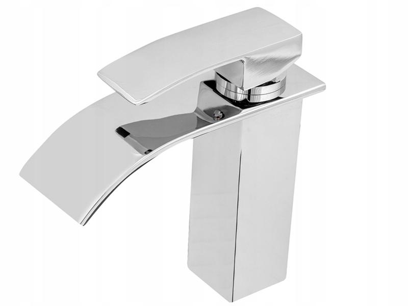 Umyvadlová batéria Batérie, kúpeľňa mixér ťuknite na kohútik vodopád KONTROLA