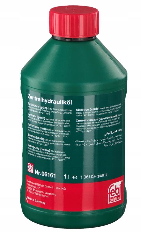 масло гидравлический febi жидкость к гидроусилителя