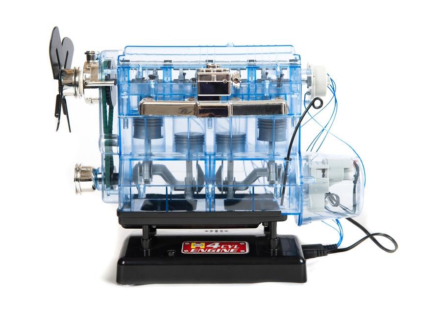 Двигатель внутреннего сгорания Haynes модель построения НОВИНКА доставка товаров из Польши и Allegro на русском