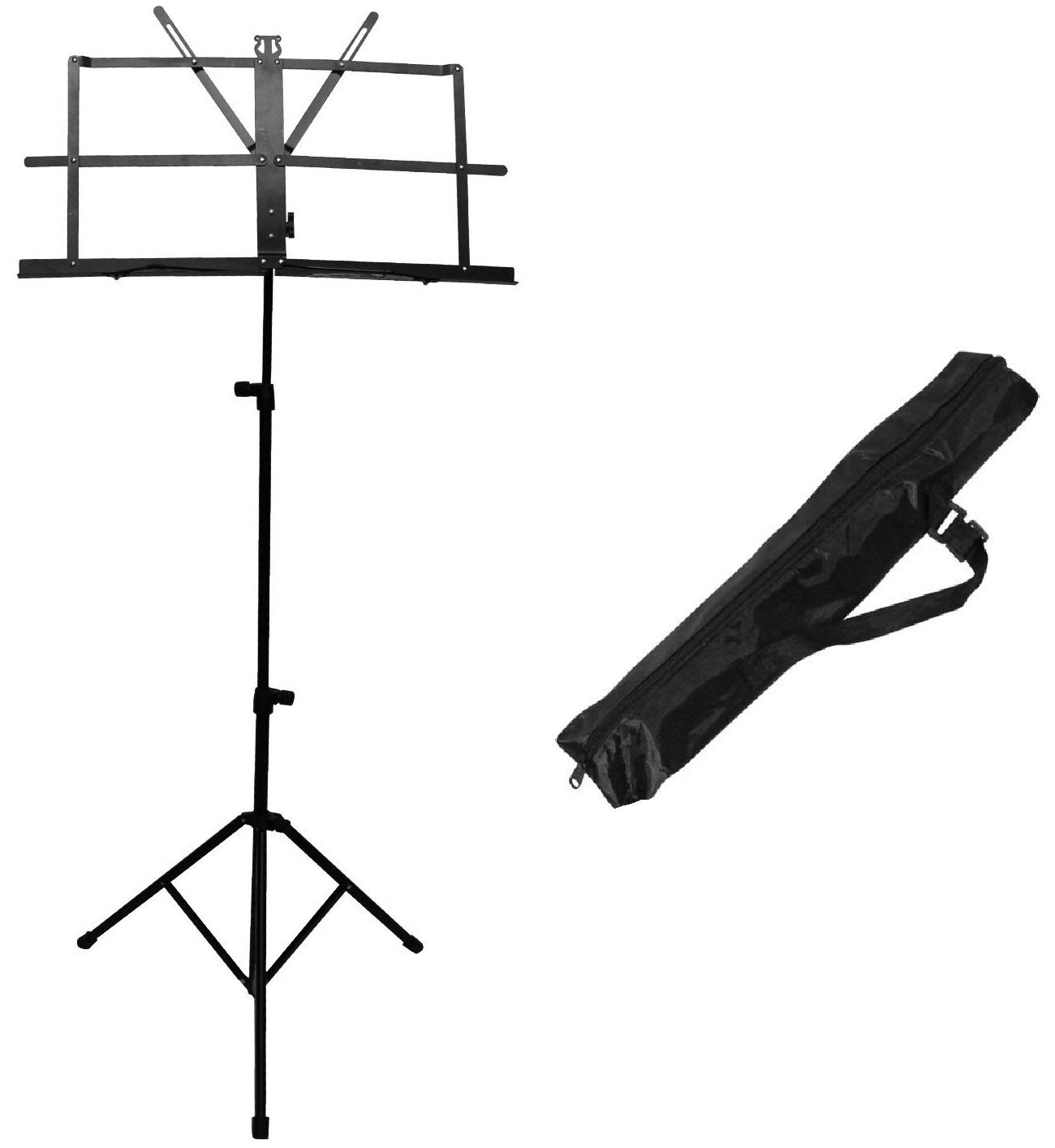 Item Kaline P-01 music stand music foldable + CASE