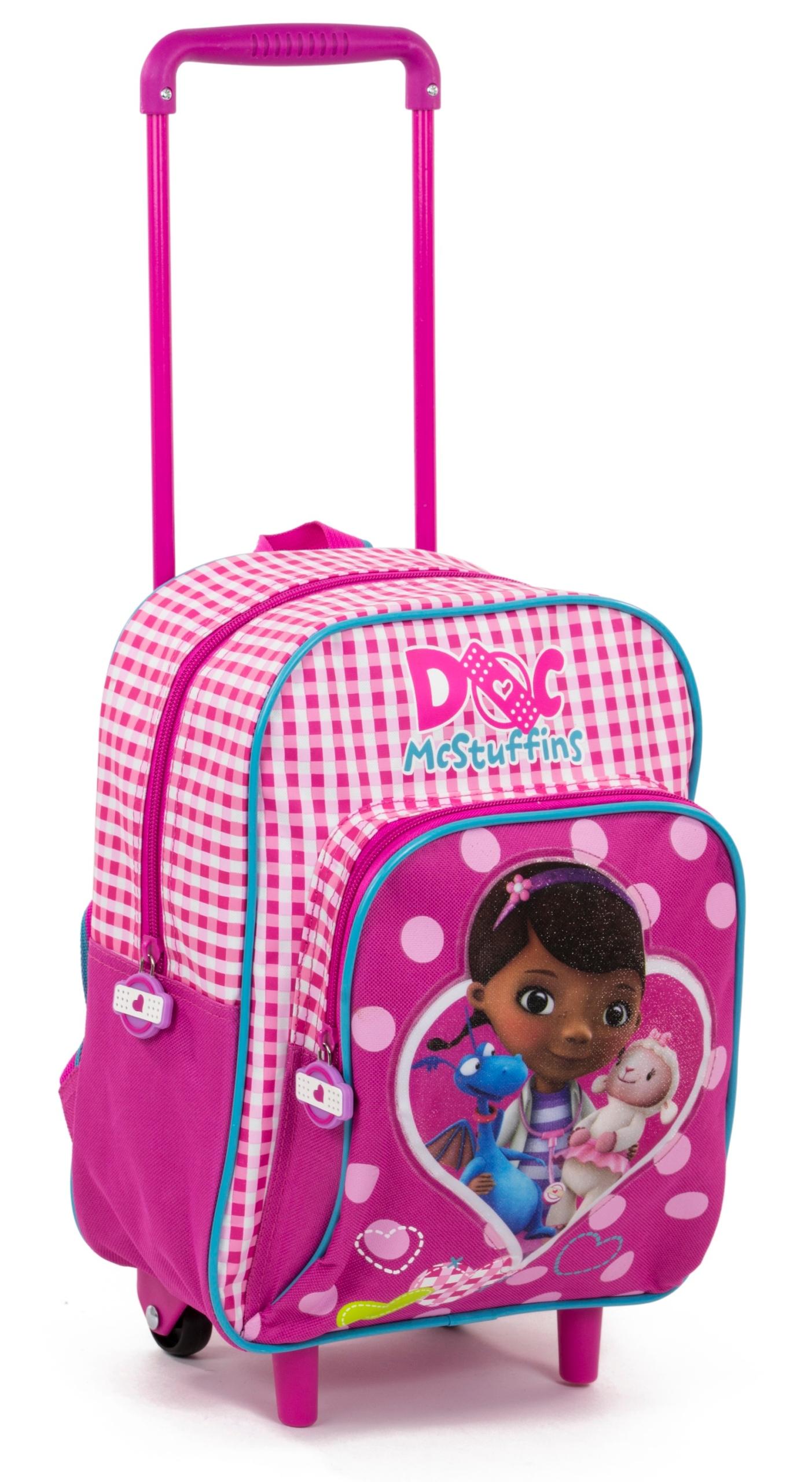 Klinika Pluszaki Dosia Bathpack Suitcase Disney 2in1