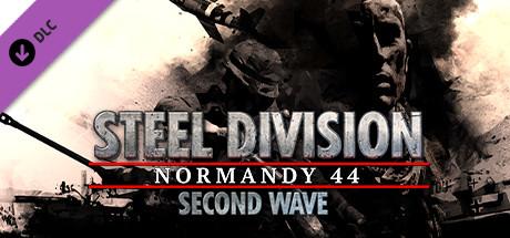 Steel DIVISION NORMANDY 44  second ВОЛНА DLC STEAM-20