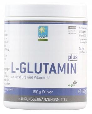 L-GLUTAMÍN PLUS PRÁŠOK 150g SVETLO ŽIVOTA Glutamín