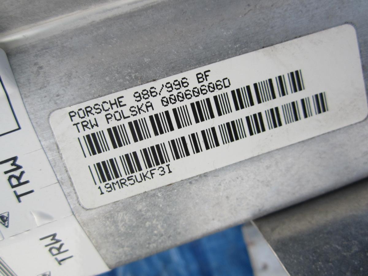 Picture of PILLOW (AIR BAG) AIR BAG SIDE PORSCHE BOXSTER 986 996 911