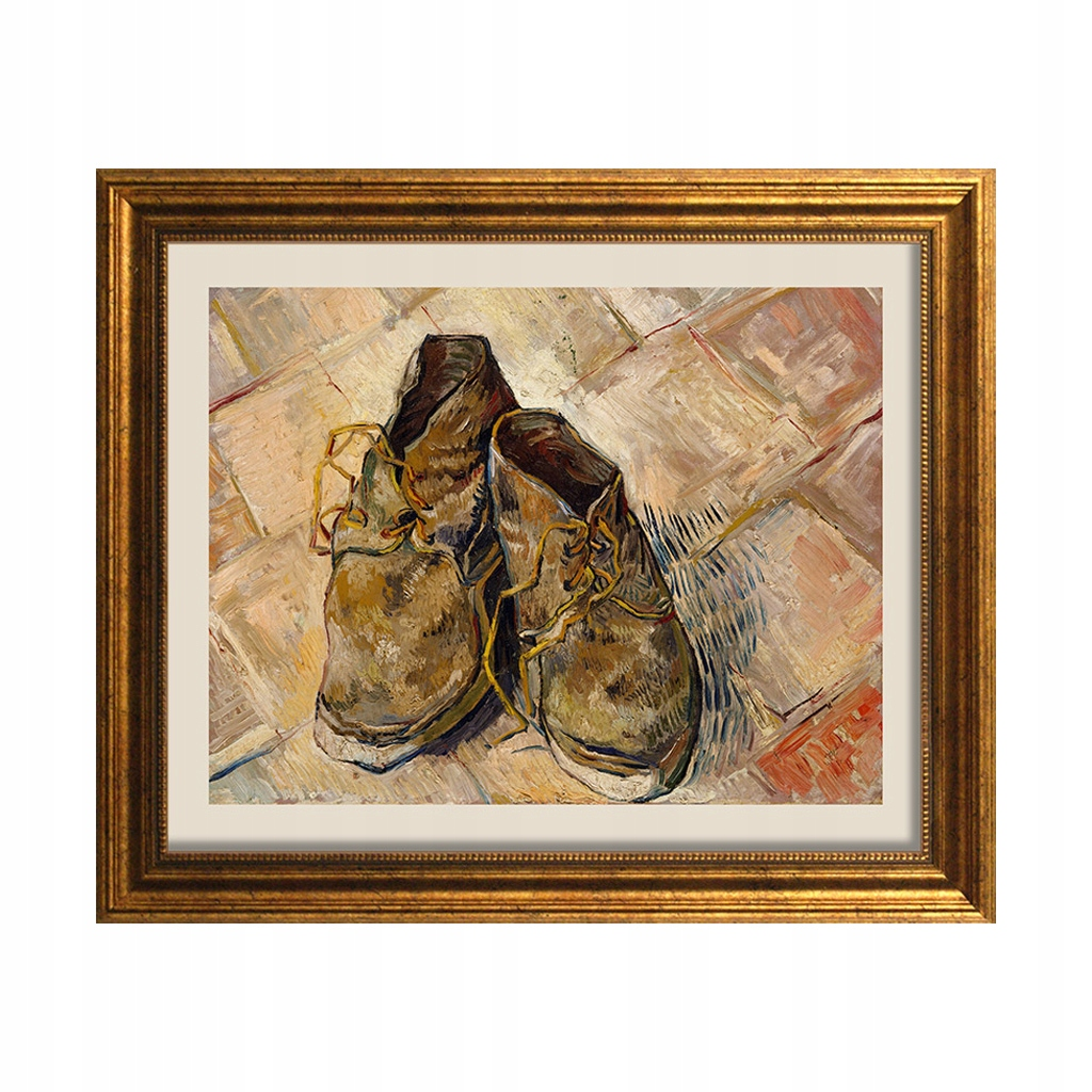 Obraz Vincent Van Gogh Para Butow 1888 Dekoracja 7371696805 Allegro Pl