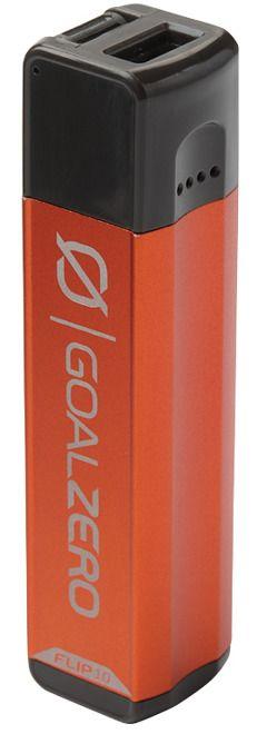 PowerBank Cieľ Zero Flip 10 Brushfire Red 2600mha