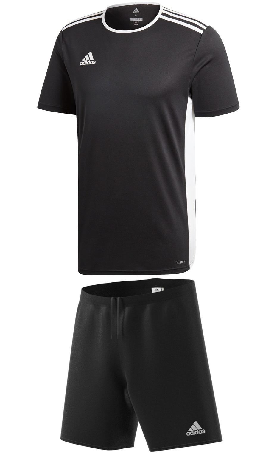 Adidas komplet piłkarski XXL męski strój sportowy