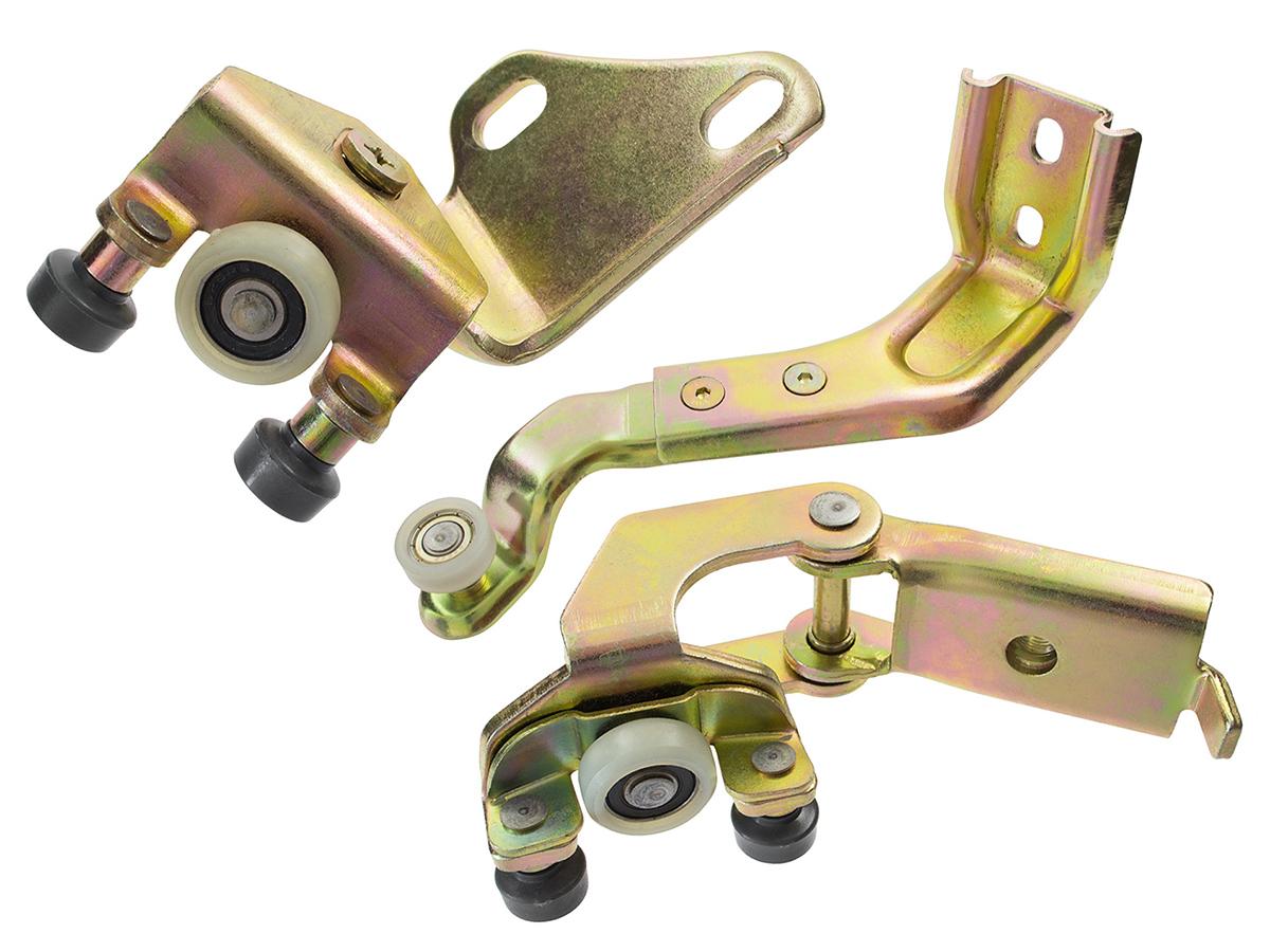 коляска ролики двери боковых mercedes sprinter vw lt