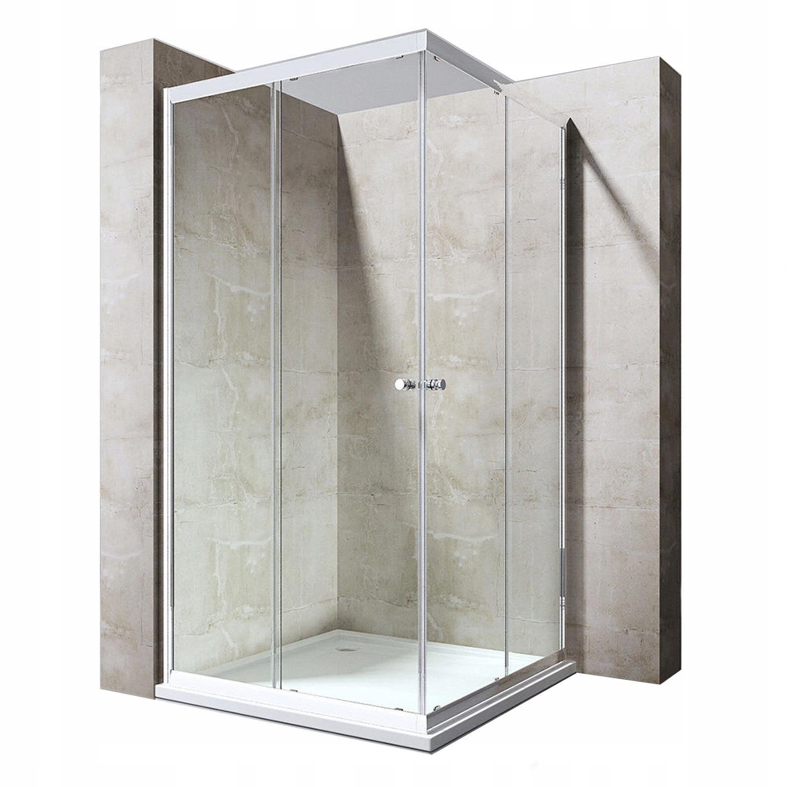 Sprcha priestoru eco Swiss 90x80