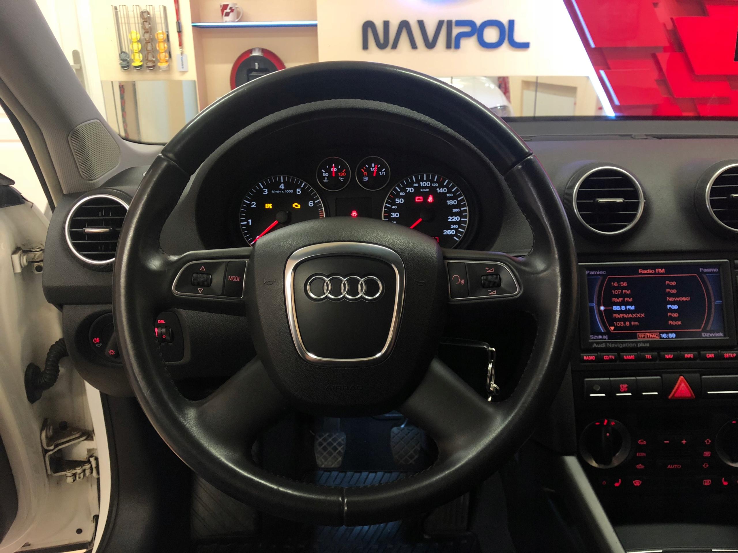 Multifunctional Steering Wheel Audi A3 S3 Rs3 8p Xdalys Lt