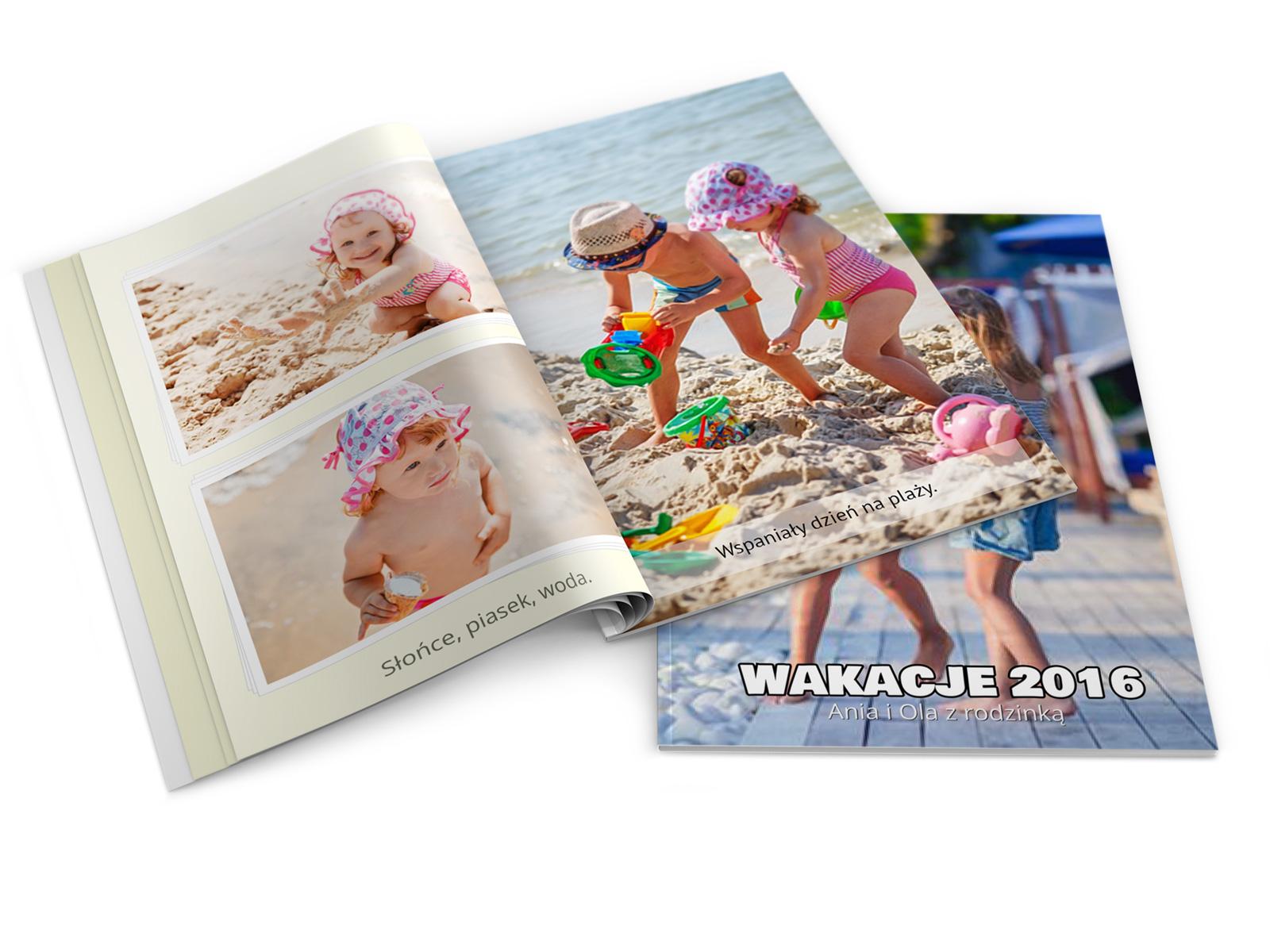 Item Photo book A5 60 pages photobook, photo album