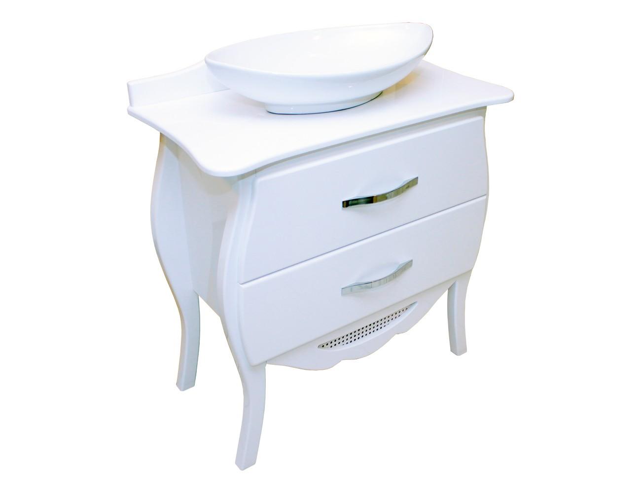 Kúpelňová skrinka 72 - 82 RETRO pod umývadlo