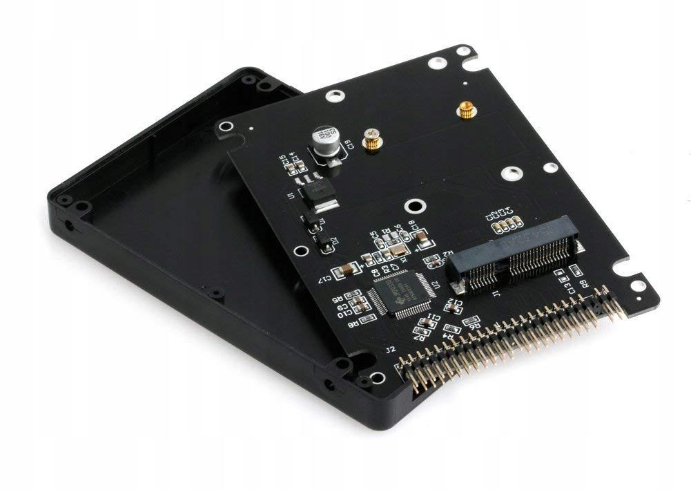 Адаптер mSATA для IDE 44Pin в корпусе 2.5 DISK SSD