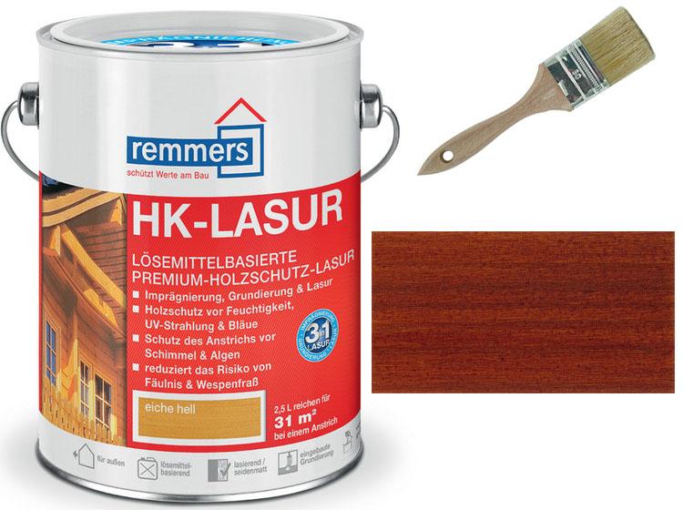 REMMERS IMPREGNAT DO DREWNA HK-LASUR TEAK 5l