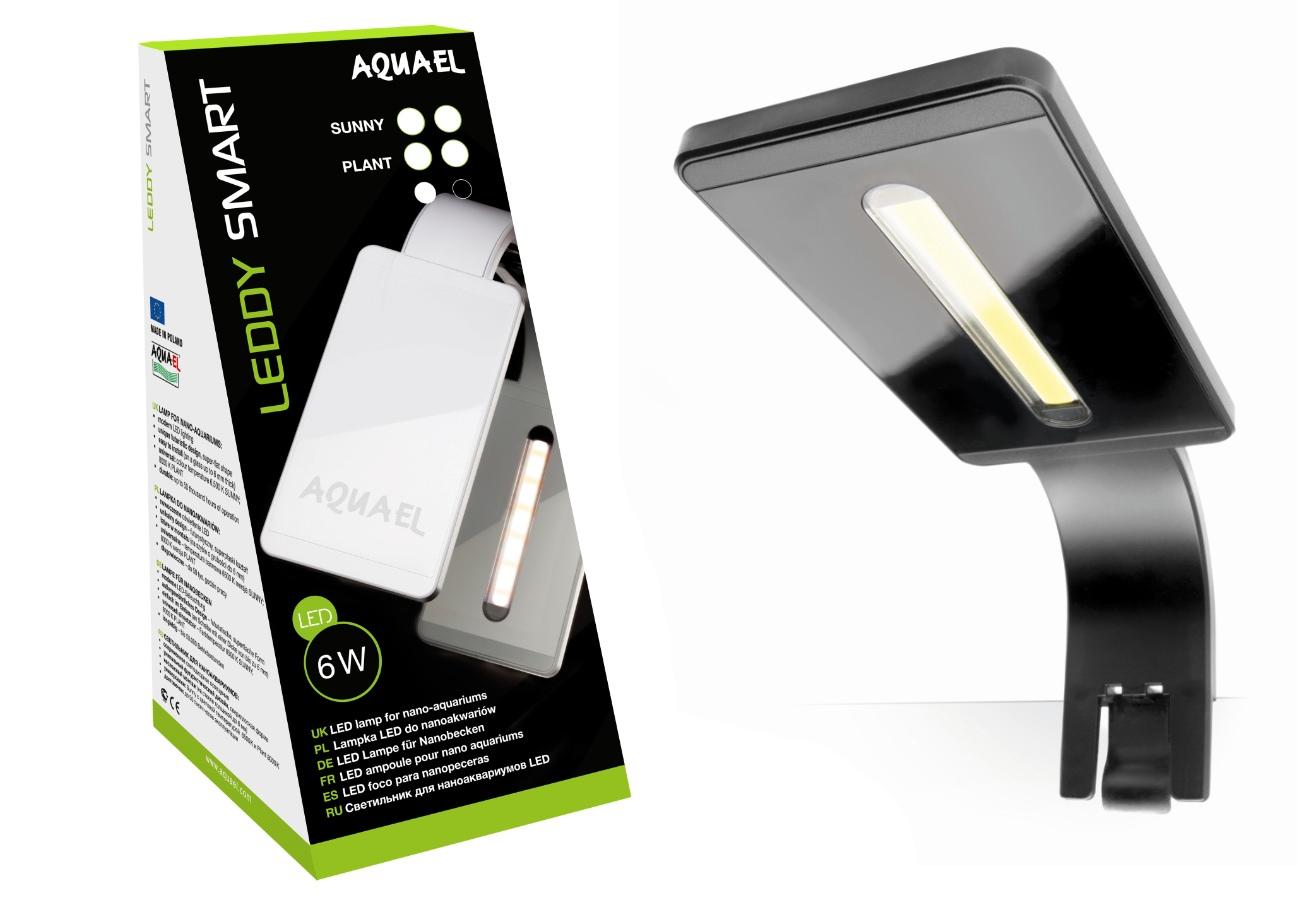 Oświetlenie Lampa Do Akwarium Aquael Leddy Smart