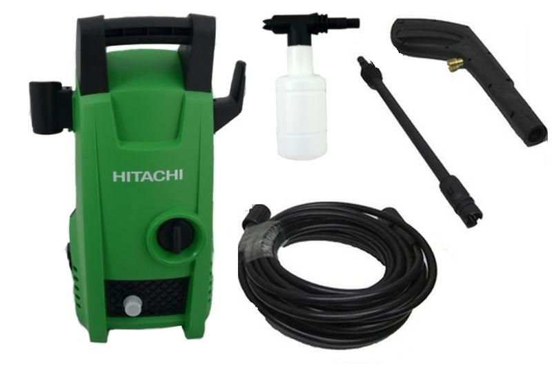 Моечная машина высокого давления 1400ВТ 100бар Hitachi AW100