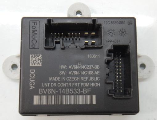 ford focus mk3 11 r модуль двери bv6n14b533bf
