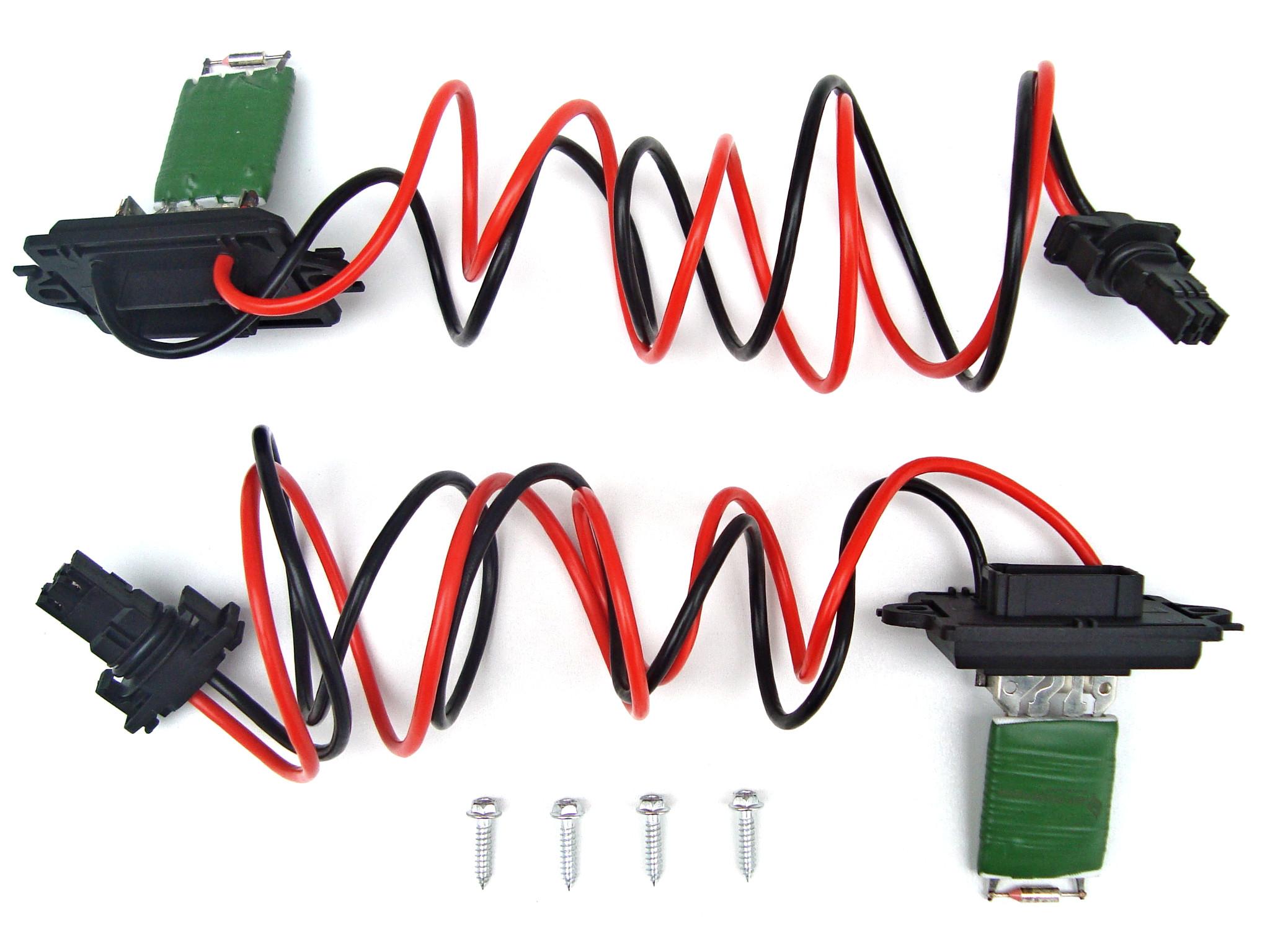 renault megane ii 2 резистор резистор воздуходувки