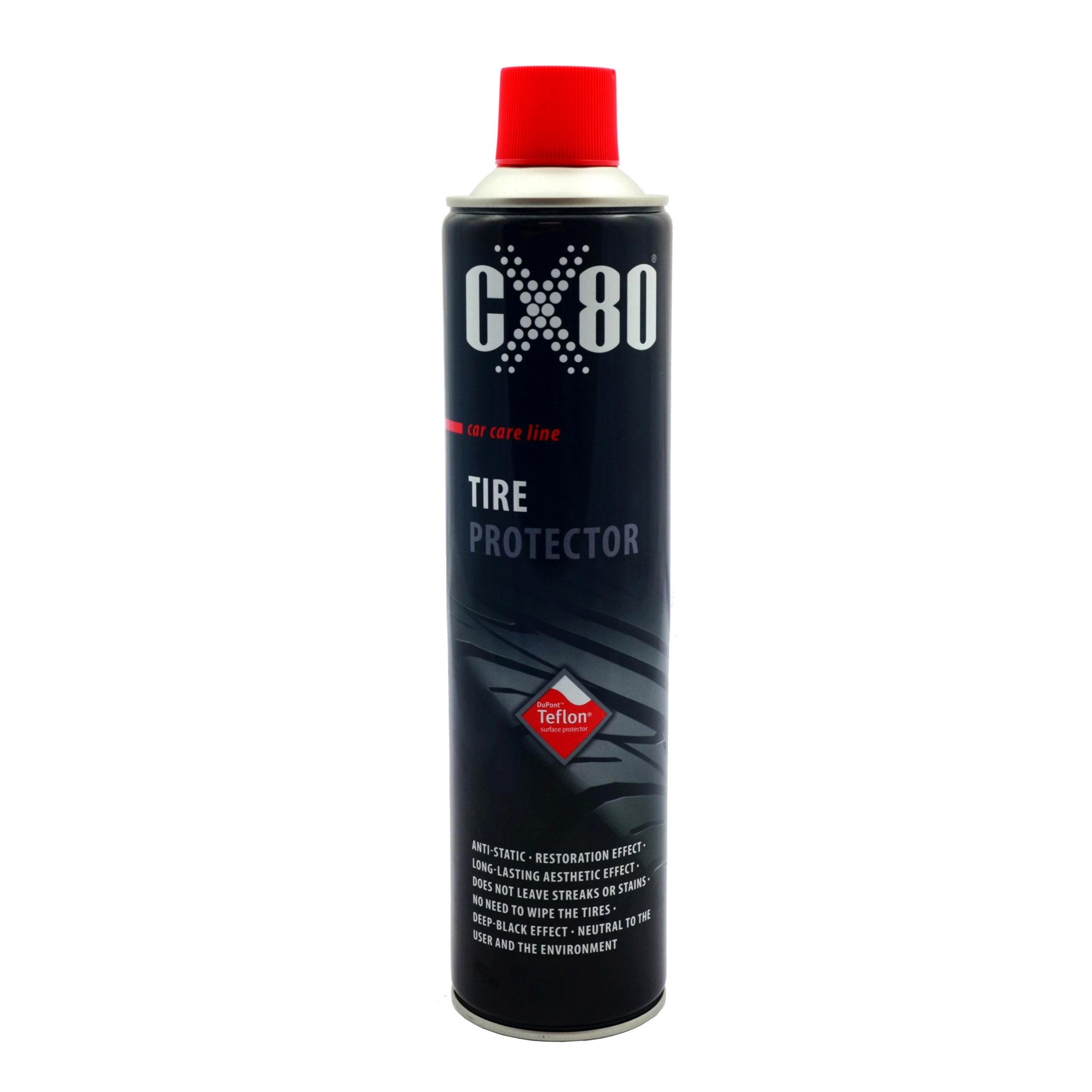 CX80 TIRE ПРОТЕКТОР - Обслуживание шин