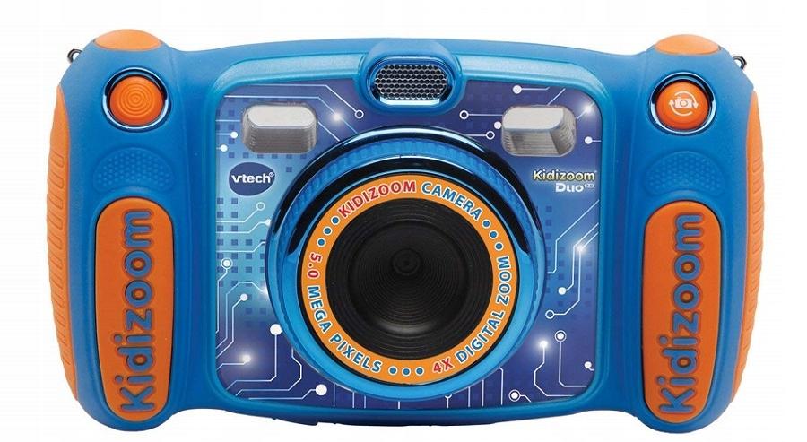 Fotoaparát VTech KIDIZOOM DUO 5,0 Mpx modrý