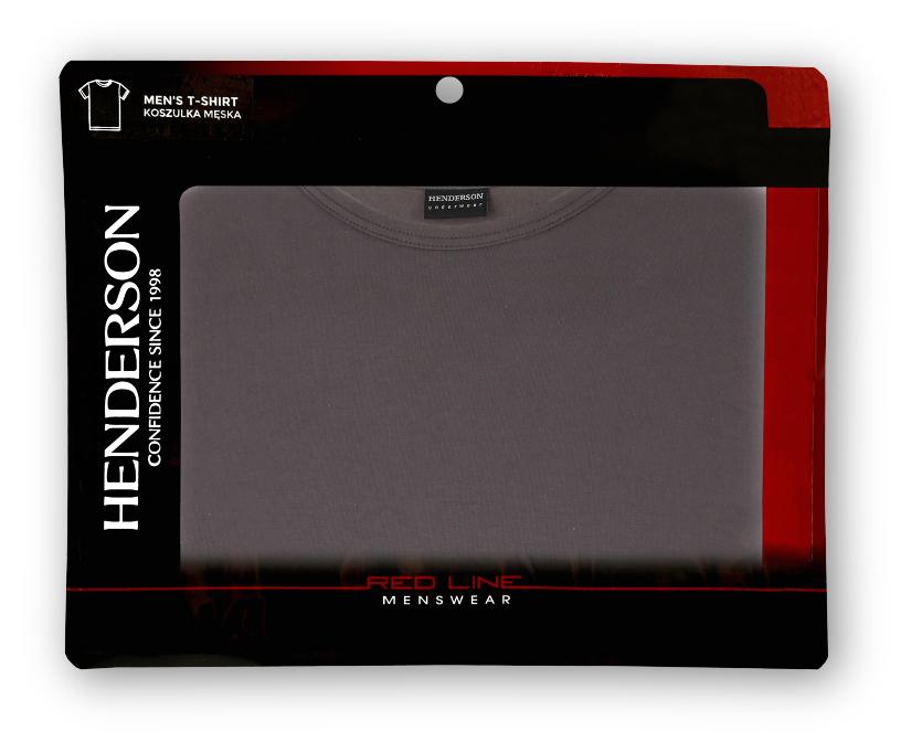Koszulka MĘSKA HENDERSON RED LINE 18731 - r L Rozmiar L