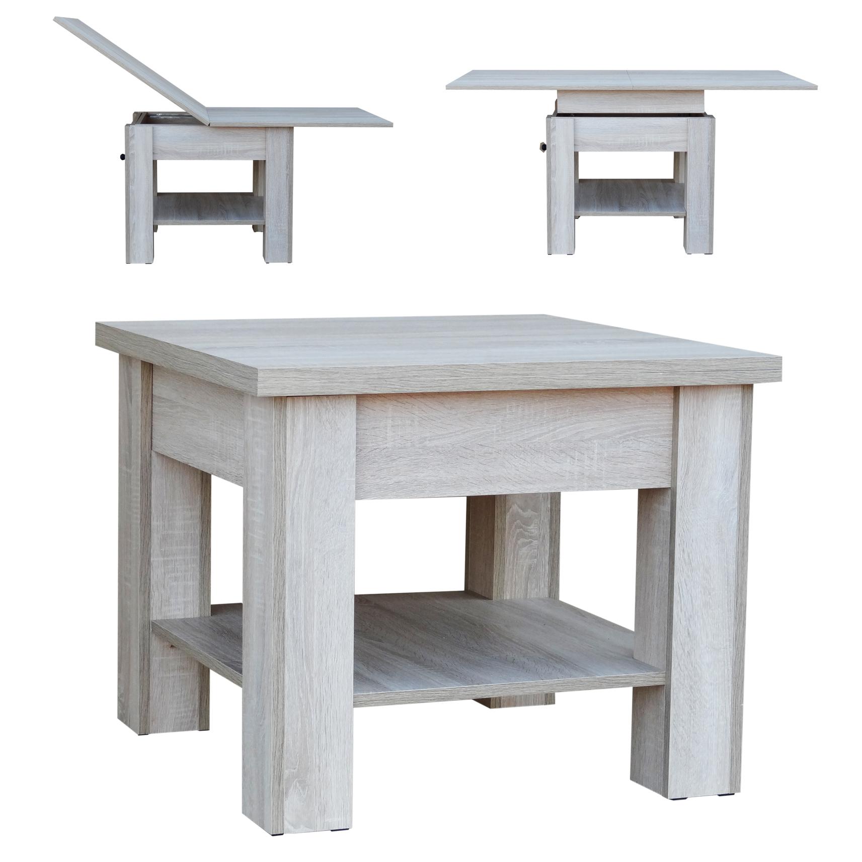 Ława rozkładana podnoszona stolik ławostół 908